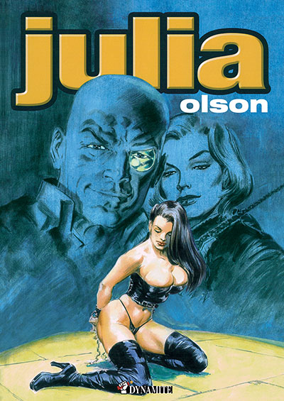 Julia couverture olson bd porno