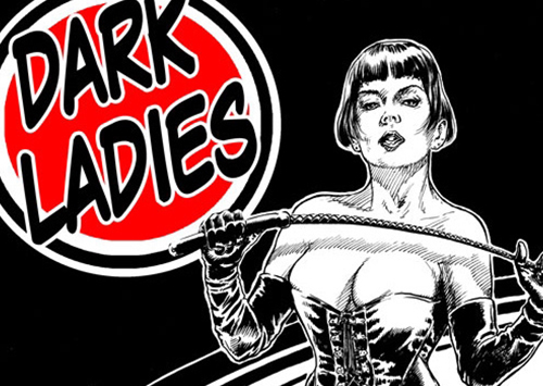 Dark Ladies : un nouvel artbook pinup et fetish signé Xavier Duvet !